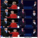Clinton-Trump : Peut-on prédire la victoire avant le début du débat ?